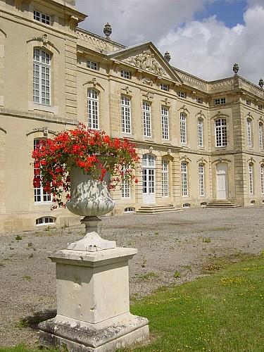 Le Château du Bourg-St-Léonard