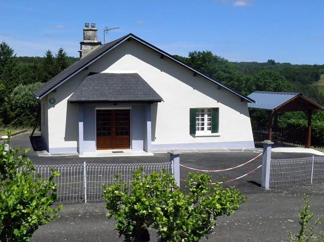 Meublé de Tourisme CHASSAGNE (Le Fournil)