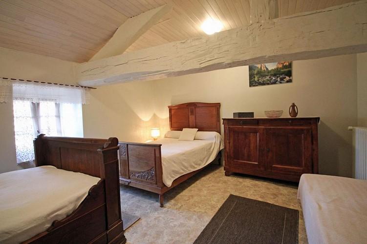 879090- 5 people - 2 bedrooms - 2 ears of corn - Couzeix