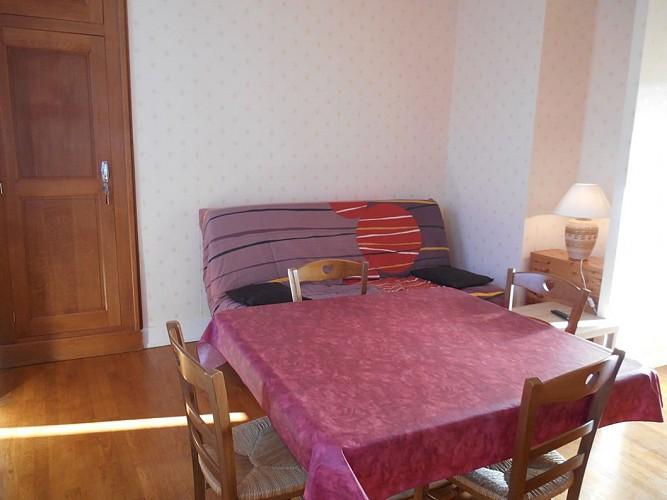 Meublé de Mme Trigaud (1er étage) 2