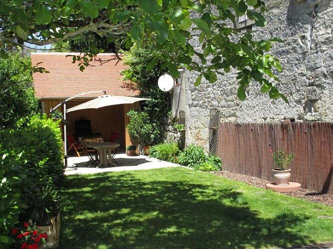Location Gîtes de France Gîte de la Barbacane - Réf : 19G2087