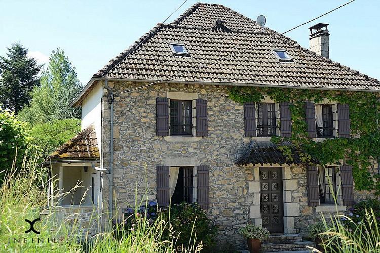 Chambres d'hôtes Gîtes de France Domaine du Salabert - Réf : 19G1729
