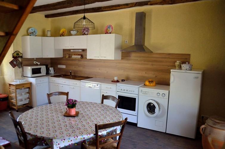Location Gîtes de France Ma maison de campagne - Réf : 19G5338
