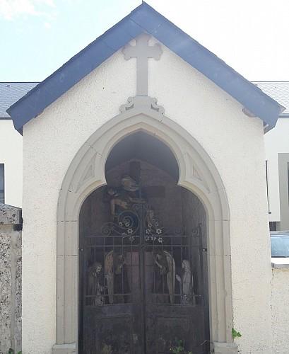 Calvaire et chapelle