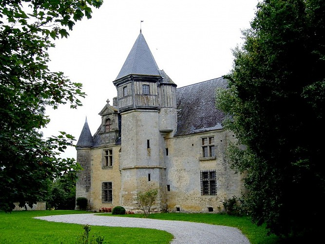 The manor house of Argentelles