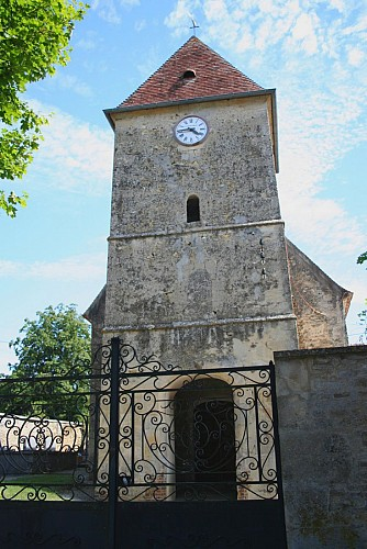 The Church of Fougy