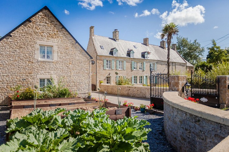 Chambres d'Hôtes > The Old farm of Amfreville