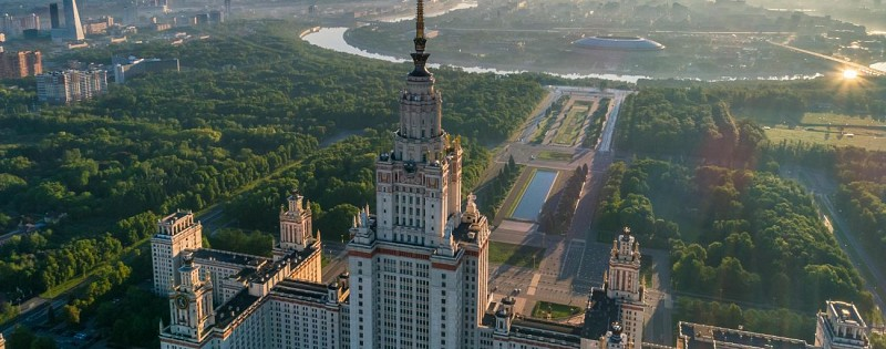 A private visit of Moscow by minibus - In French