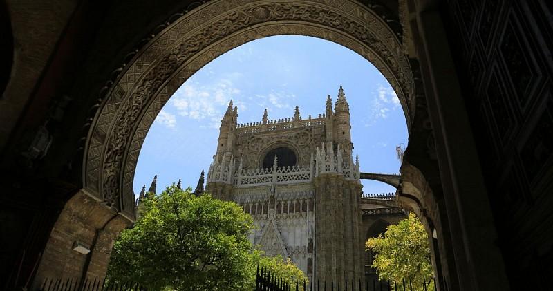 Visite guidée de la cathédrale de Séville - Avec coupe-file - En français