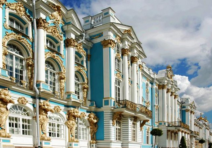 Private visit of the Hermitage Museum in Saint Petersburg - In French
