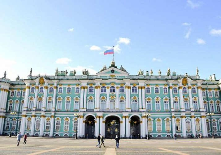 Visite privée du musée de l'Ermitage de Saint-Pétersbourg – En français