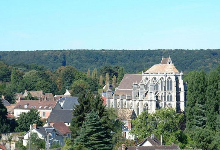 Eglise Saint-Sulpice de Favières