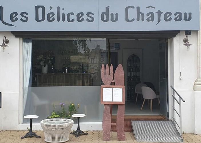 RESTAURANT LES DÉLICES DU CHÂTEAU