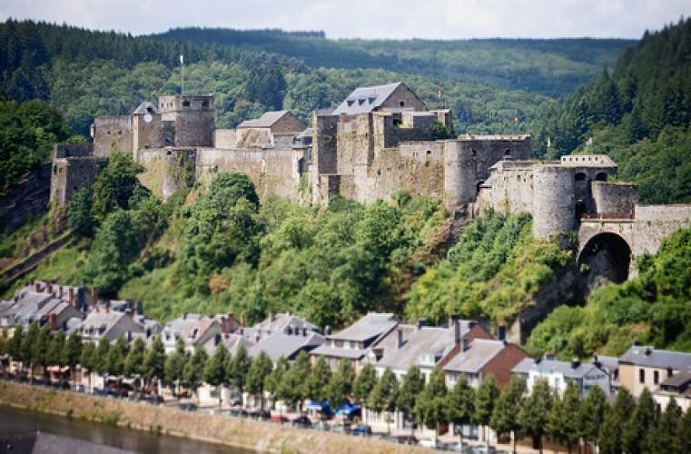 Bouillon castle: a medieval gem in Wallonia