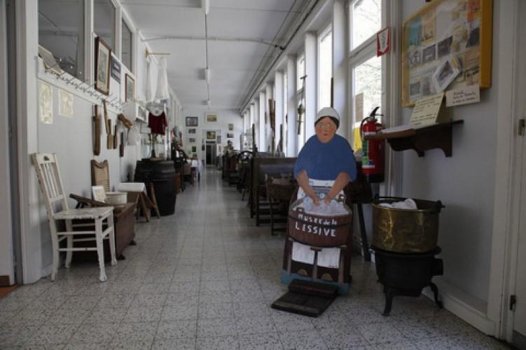 Het wasmuseum in Spa
