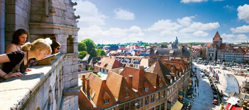 Tournai, la Cité aux 5 clochers