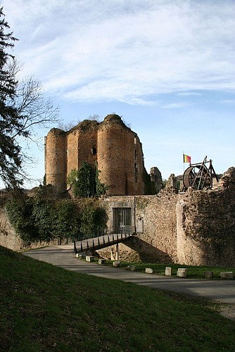 Château de Franchimont (castle)