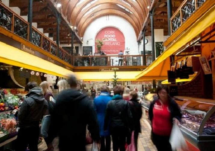 Excursion à Cork, visites du château de Cahir et du rocher de Cashel - En français au départ de Dublin