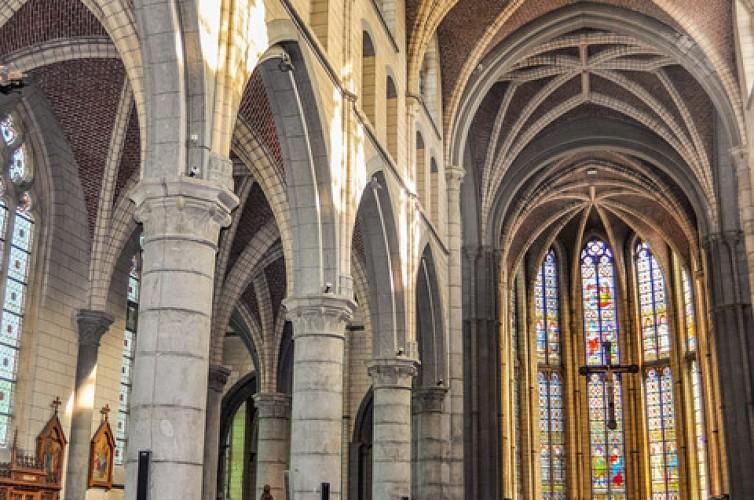 Cisterciënzerabdij en Brouwerij van Val-Dieu in Aubel