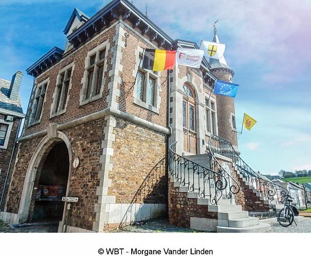 Clermont-sur-Berwinne, eines der Schönsten Dörfer der Wallonie