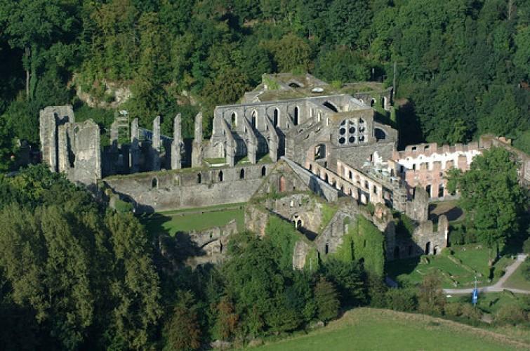 Abdij van Villers-la-Ville, uitzonderlijk erfgoed van Wallonië