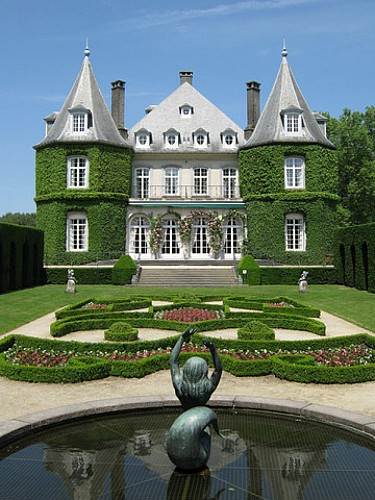 Château de La Hulpe et Domaine régional Solvay