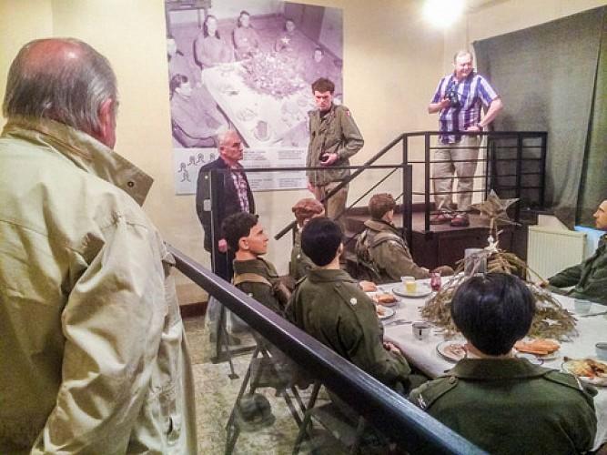 Bastogne Barracks, centre d'interprétation de la Seconde Guerre