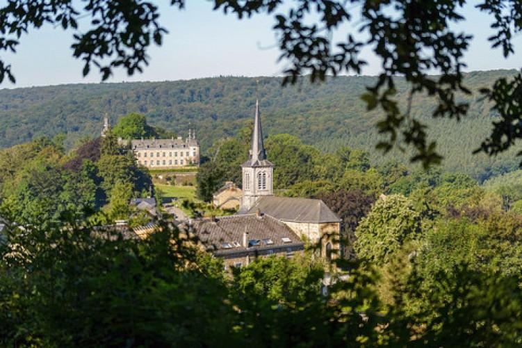 Mirwart, un des plus Beaux Villages de Wallonie