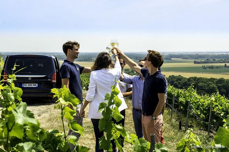 A la Française Champagne - Champagne Discovery Tours