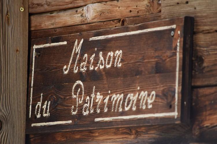 Casa del patrimonio