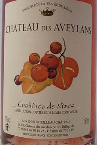Château des Aveylans