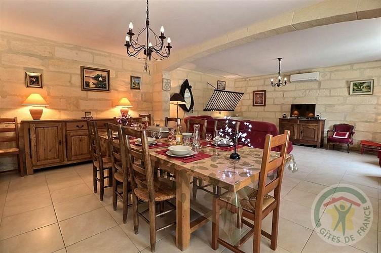 Gîte n°30G12974 – VALLABREGUES – location Gard
