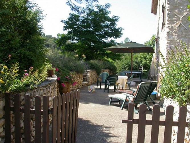 Gîte n°30G12987 – SAINTE ANASTASIE – location Gard