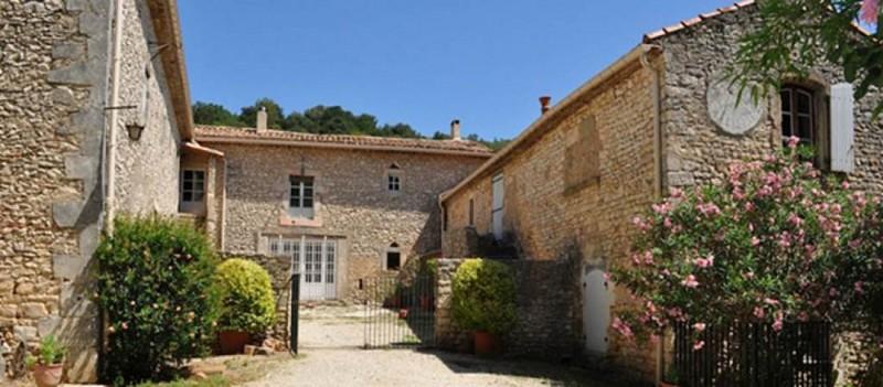 "Chambre d'hôtes ""Domaine du Mazet"" – SAINTE ANASTASIE – location Gard"