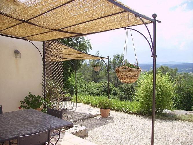 La Boissière et le Vialat terrasse