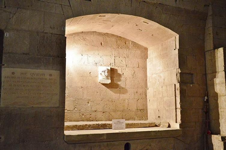 Crypte abbatiale