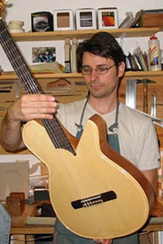 Atelier de Lutherie Guitare