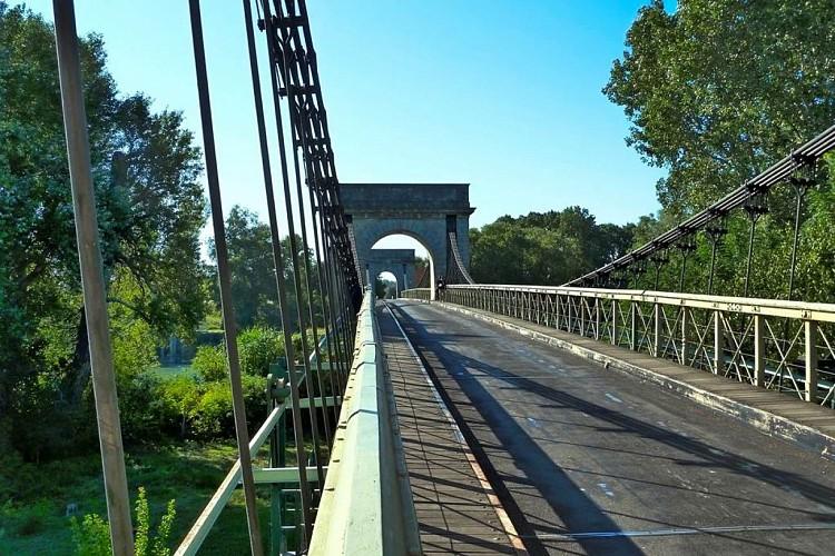 Vieux Pont Suspendu