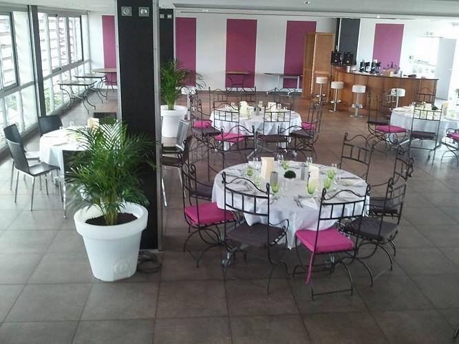 L'ANNEXE Salle de restaurant