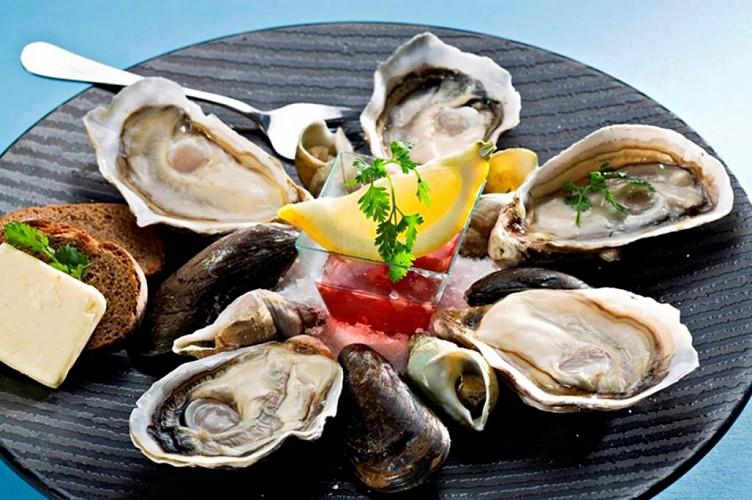 L'ANNEXE plateau de fruits de mer