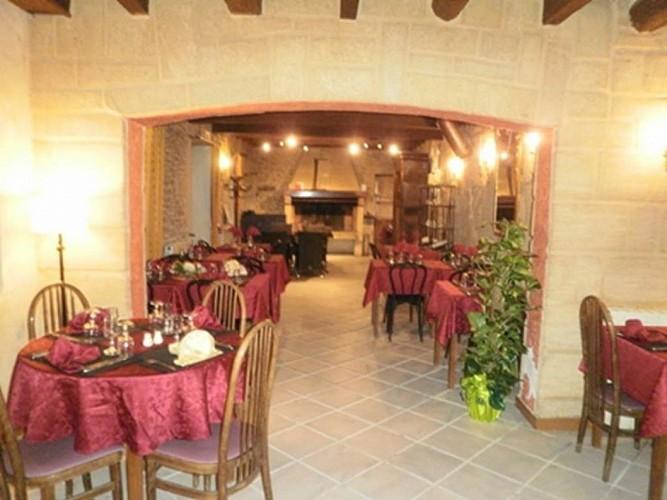 sernhac;gard;auberge;restaurant;auberge du guigaré