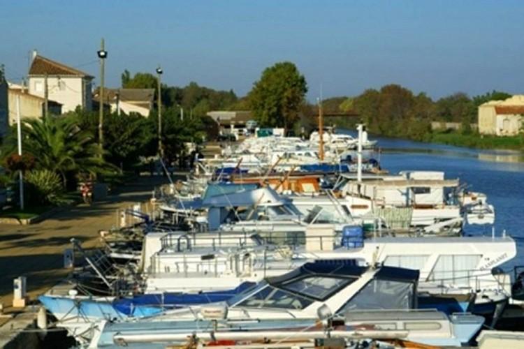 Port de plaisance de Saint Gilles
