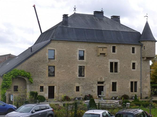 """Château de la Margelle ou de la """"Grosse Tour"""""""