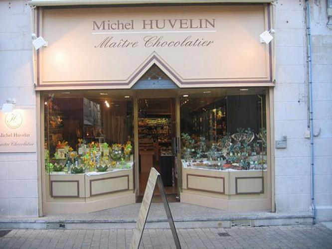 Le magasin à Niort