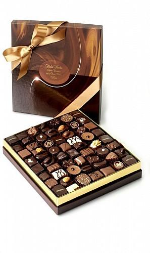 Une boite de chocolats