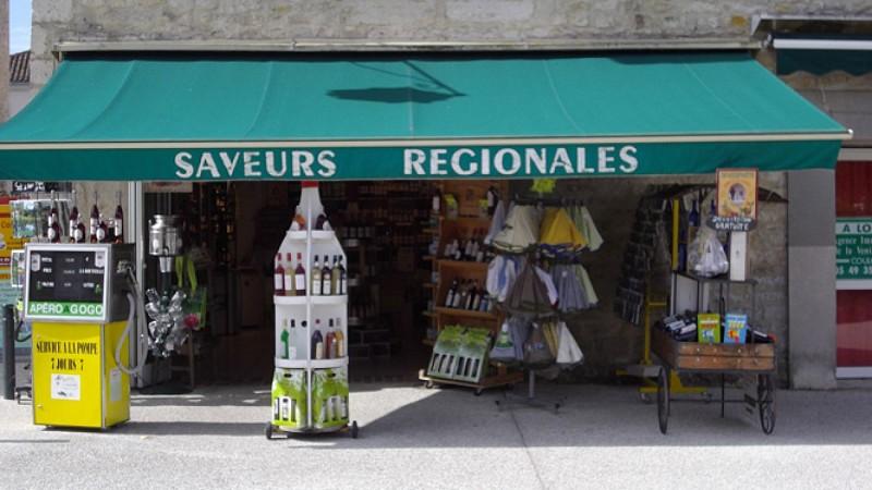 """Les """"Saveurs régionales"""" à Coulon"""