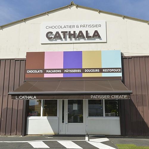 """L'Atelier """"Cathala"""", pâtissier-chocolatier à Niort"""
