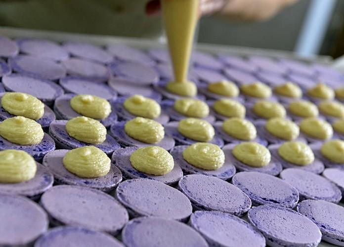 L'enrobage des chocolats
