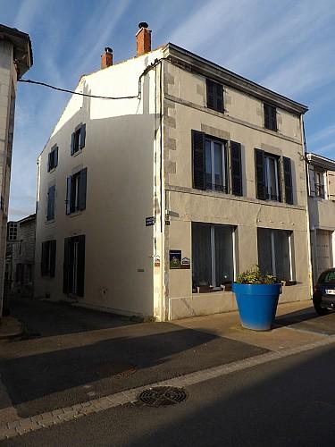 """Chambres d'hôtes """"Chez Lorette"""" à Mauzé-sur-le-Mignon"""