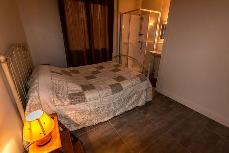 Chambre 3 - Hôtel Beau Soleil Sainte Radegonde Thouarsais
